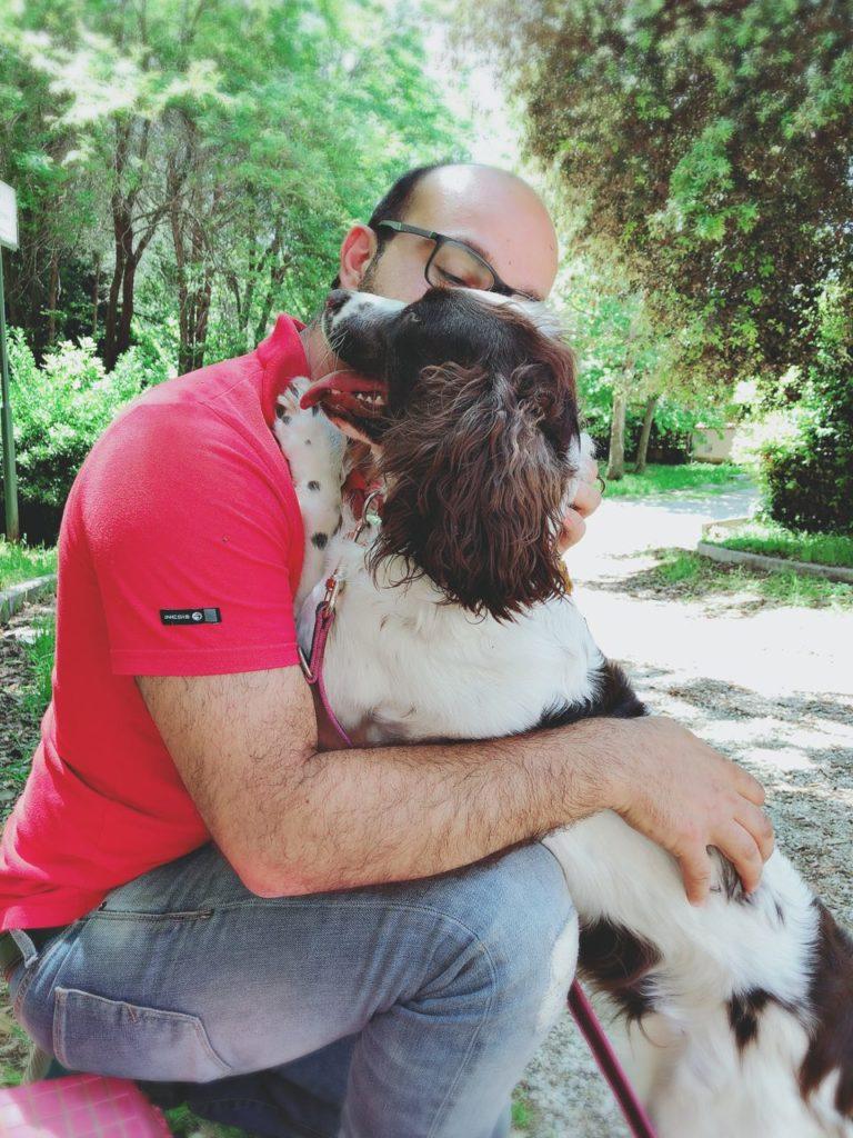 Bambino e cane